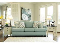 Daystar Queen Sofa Sleeper at Furniture Mall of Kansas