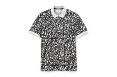 Lacoste L!VE x JonOne 2015 Fall/Winter Capsule Collection: Visually striking graphics from the iconic artist. Graphic Patterns, Clothes Horse, Lacoste, Street Wear, Fall Winter, Men Casual, Collection, Mens Tops, T Shirt