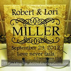 Google Image Result for http://debbiedoescreations.com/wp-content/uploads/2012/09/Wedding-Tile.jpg