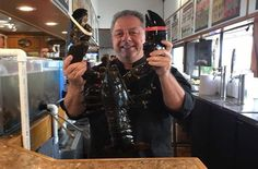 Restaurant spares 132-year-old lobster from being eaten with 'pardon' return to sea
