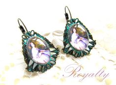 Verdigris cameo earrings Cercei Royalty (38 LEI la afterforever.breslo.ro) Royalty, Drop Earrings, Jewelry, Design, Fashion, Royals, Moda, Jewlery, Jewerly