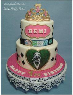 Princess Remi by Toni (White Crafty Cakes)