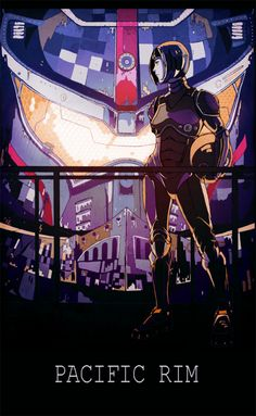 Pacific Rim. Really enjoyed this movie, it wasn't as bad as I thought it'd be. So different, had little romance until the last ten seconds, which is a first for movies I've seen like this [looking at you Transformers *cough* *cough*] I'd defiantly watch it a second time!