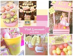 Lemonade Stand - So cute!!!