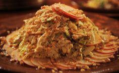 Aprenda a fazer esse prato, ideal para uma ceia diferente, leve e saudável