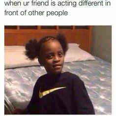 Funny Black Memes, Really Funny Memes, Crazy Funny Memes, Stupid Memes, Funny Relatable Memes, Funny Tweets, Haha Funny, Funny Facts, Funny Jokes