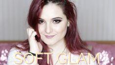 Anastasia Beverly Hills SOFT GLAM MAKEUP || Maria Dumitrescu