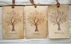 De la nota: Tarjetas de Buenos Deseos para los Novios  Leer mas: http://www.hispabodas.com/notas/1332-tarjetas-de-buenos-deseos-para-los-novios