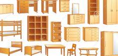 AQUI MEJORES 20  Planos para construir muebles de madera descarga