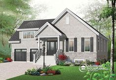 House plan W3273 by drummondhouseplans.com