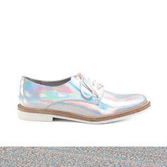 La Visión del Visón: Obsesión: Zapatos holográficos Creepers, Oxfords, Keds, Sneakers, Shoes, Fashion, Zapatos, Accessories, Nuthatches