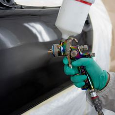 A DIY Guide to Painting Your Car - Popular Mechanics