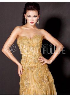 #176.99  Fantastic Lace Appliques Sweetheart Neckline-Length Mother of the Bride Dress #beauty mother #beauty bride #wedding dress