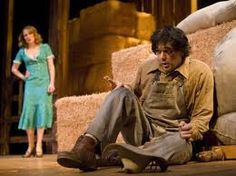 Curleys Wife in OF MICE AND MEN??
