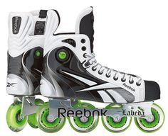 Looking for Inline Hockey Skates? HockeyMonkey has a huge selection of skates from brands like Bauer, Alkali, and Mission. Roller Hockey Skates, Roller Skate Shoes, Hockey Gear, Ice Hockey, Custom Hockey Jerseys, Inline Hockey, Wholesale Bags, Wholesale Handbags, Inline Skating