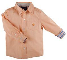 "Andy & Evan ""Orange"" Little S'Collar Shirt"