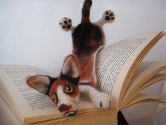 Splat - Custom - your Dog as a bookmark