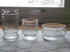riihimäen lasi ilona - Google-haku Finland, Mason Jars, Glass, Google, Design, Kitchens, Drinkware, Corning Glass