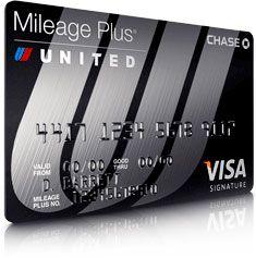 united airlines credit card google - United Visa Credit Card