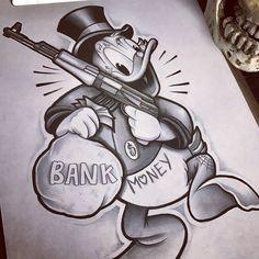 drawings of babies Gangster Drawings, Demon Drawings, Chicano Drawings, Gangster Tattoos, Chicano Tattoos, Dope Tattoos, Body Art Tattoos, Tattoos For Guys, Sleeve Tattoos