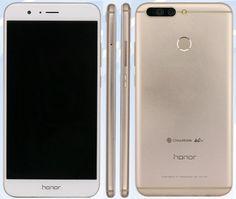 Смартфон Honor V9 получит 6 ГБ ОЗУ сдвоенную камеру и аккумулятор емкостью 3900 мАч