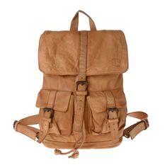 DUDU Timeless Backpack Nut Brown