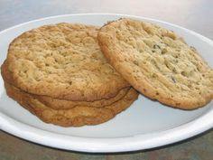 Les douceurs de genny: GALETTE À L'AVOINE Scones, Biscotti, Mousse, Mashed Potatoes, Muffins, Sweets, Cookies, Ethnic Recipes, Voici