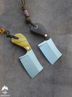 "EDC knives ""Lumberjack"""
