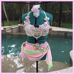 Made for a very special talented dancer!  #dancer #dance #costume #glamourpusscouture