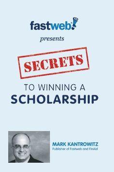 Secrets to Winning a Scholarship by Mark Kantrowitz, http://www.amazon.com/dp/B004KSQWLY/ref=cm_sw_r_pi_dp_mOqCqb1488TM8