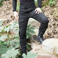 fashion for men Pants Army Military Uniform Trousers Airsoft Paintball Combat Cargo Pants With Knee Pads fashion pants Tactical Cargo Pants, Tactical Wear, Tactical Clothing, Cargo Pants Men, Sport Pants, Jogger Pants, Combat Pants, Army Pants, Military Pants