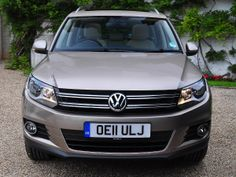 Volkswagen Tiguan 4x4 #sayhello - click to search on Auto Trader