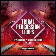 Tribal Percussion Loops from Singomakers