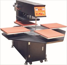 Sublimation Heat transfer Heat press printing machine HF-1  Inquiry: yuanchengscreen@foxmail.com
