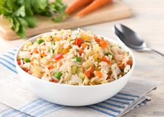 TETLEY GREEN TEA RICE PILAF-Infused with Tetley's Lemon Green Tea ...