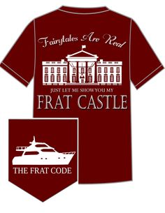 The Frat Code - Frat Castle