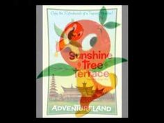The Orange Bird Song - written by the Sherman Brothers