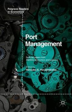 Port Management (Palgrave Readers in Economics) by H. Haralambides http://www.amazon.com/dp/1137475765/ref=cm_sw_r_pi_dp_HXi4wb0P2RNVR
