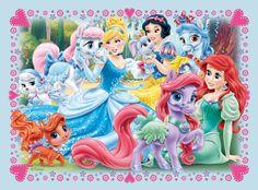 <3 Disney Princess & Palace Pets <3