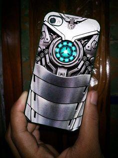 $14 IRON MAN war machine body armor customized iPhone case for iPhone 4 case, iPhone 5 case and Samsung galaxy s3