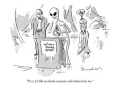 newyorker:  A Cartoon of the Day, in honor of our Science Fiction issue.