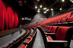 Accesible, Versátil, Funcional, Moderno, Confortable, Seguro, Vanguardista, Amplio, Equipado... así es el Teatro Banamex Santa Fe. ¡Ven y conócelo!