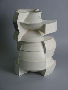 """Sharan Elran #ceramics [""""bricks4""""]"""