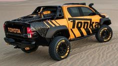 Toyota has built a life-size toy.