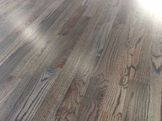 Red oak wood floors stain colors ideas for 2019 Hardwood Floor Stain Colors, Staining Wood Floors, Grey Hardwood Floors, Red Oak Floors, Weathered Wood Stain, Driftwood Stain, Stain Wood, Distressed Wood, Red Oak Stain