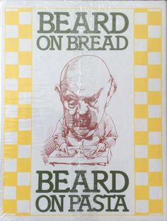 Beard on Bread / Beard on Pasta - 2 Volume Set