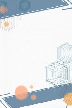 Business Geometry Line Award Poster Background Design, Powerpoint Background Design, Cartoon Background, Background Templates, Simple Background Images, Creative Background, Simple Backgrounds, Geometric Background, Frame Border Design