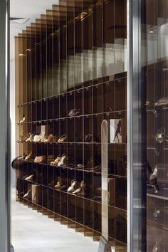 Menbur and Pilar Abril concept store by A+D design, Warsaw store design