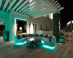 Enhance The Beauty of Your Patios with Adorable Pergola Designs: By choosing an adorable pergola design you can simply make your patios useful for your get Pergola Lighting, Landscape Lighting, Outdoor Lighting, Outdoor Decor, Outdoor Couch, Outdoor Flooring, Flooring Ideas, Exterior Lighting, Wooden Flooring