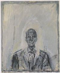A. Giacometti, portrait of Prof. Corbetta